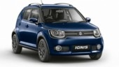Maruti Suzuki India launches 2019 Ignis, price starts at Rs 4.79 lakh