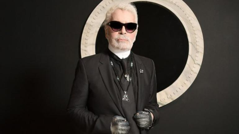 89dc15407be Journalist shares how Karl Lagerfeld changed her life when she was 7 ...