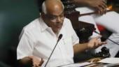 I feel like rape victim, says Karnataka assembly Speaker Ramesh Kumar over audio tape row