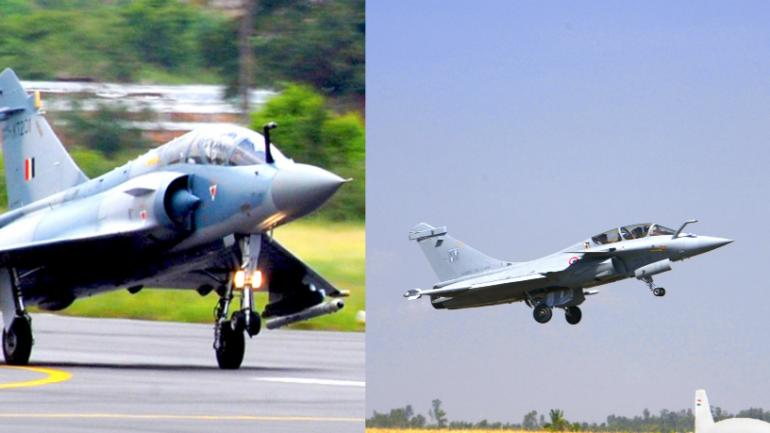 Here's how India's Mirage 2000 differs from Pakistan's F-16