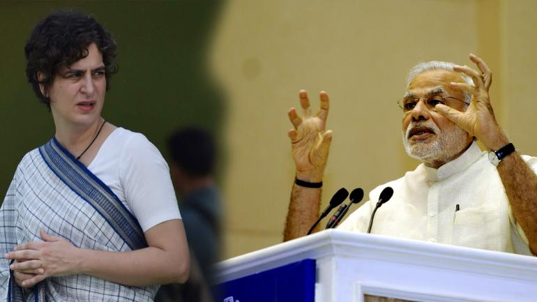 I am Rajiv Gandhi's daughter: When Priyanka Gandhi Vadra told PM Modi who she is