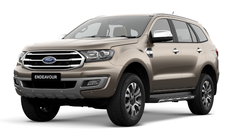 Ford Endeavour 2019 Launched Price Variants Specifications