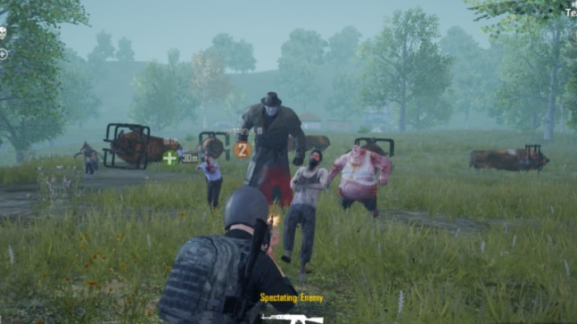 Pubg Resident Evil Wallpaper: PUBG MOBILE Zombie Mode Review: An Adrenaline Treat For