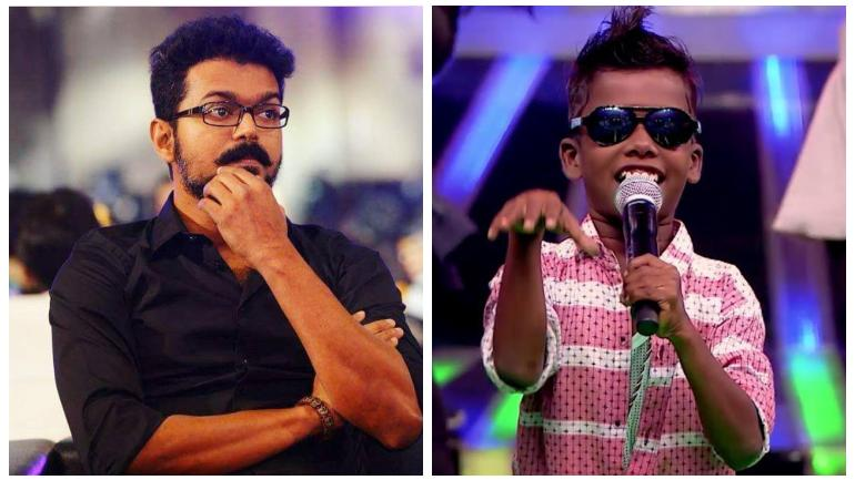 Super Singer fame Poovaiyaar joins Thalapathy 63 as actor