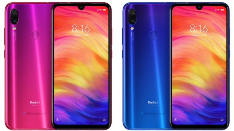 Image result for Xiaomi Redmi Note 7 Pro launching in India on Feb 28 along with Redmi Note 7