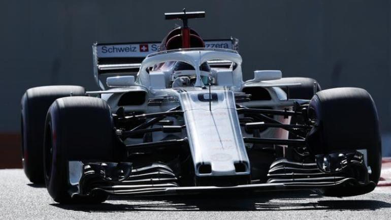 Formula One Sauber F1 Team Changes Name To Alfa Romeo Racing Sports News