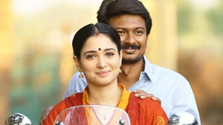 Kanne Kalaimane movie review: Udhayanidhi Stalin and Tamannaah shine