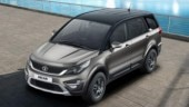 Tata Motors drives in 2019 Hexa, updated SUV gets new infotainment system and alloy wheels