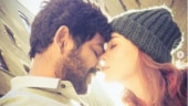 Nayanthara and Vignesh Shivan are head over heels in love in Valentine's Day surprise photo