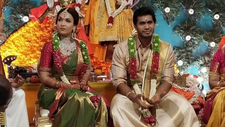Soundarya Rajinikanth and Vishagan Vanangamudi