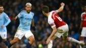 Sergio Aguero hat-trick fires Manchester City to 3-1 win over Arsenal