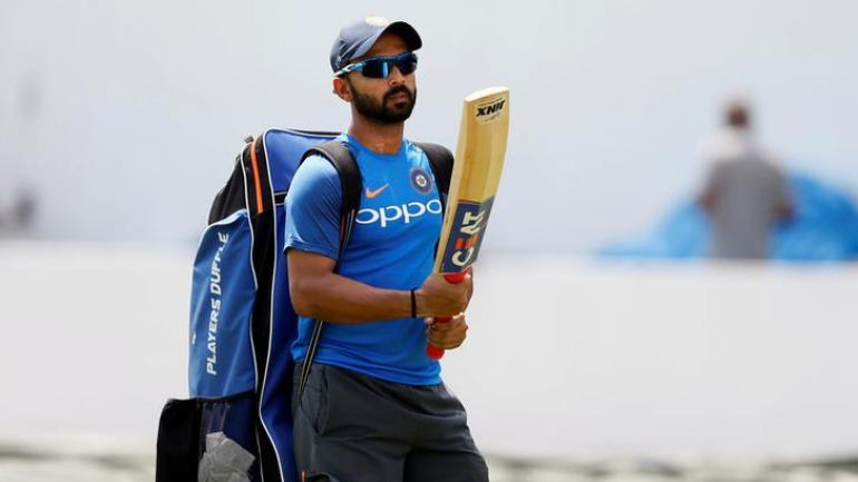 Ajinkya Rahane will be hoping to make a mark in the Irani Cup final from Tuesday in Nagpur (Reuters Photo)