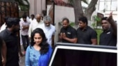 Ajith and wife Shalini attend Sridevi's prayer meet ahead of first death anniversary