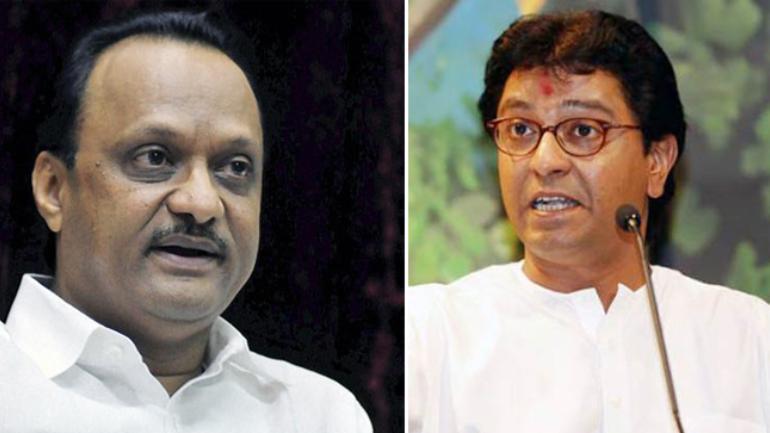 Meeting between Raj Thackeray, Ajit Pawar raises speculation over alliance