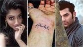 Paras Chhabra proposes to Akanksha Puri by getting her name inked