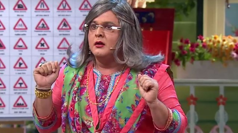 Comedy Nights with Kapil's Dadi aka Ali Asgar was without work for seven months. Here's why - Television News
