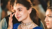 Alia Bhatt tears up at BFF's wedding in Delhi. See pic