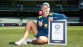 Watch: Southern Stars wicketkeeper Alyssa Healy sets new Guinness Record for highest catch
