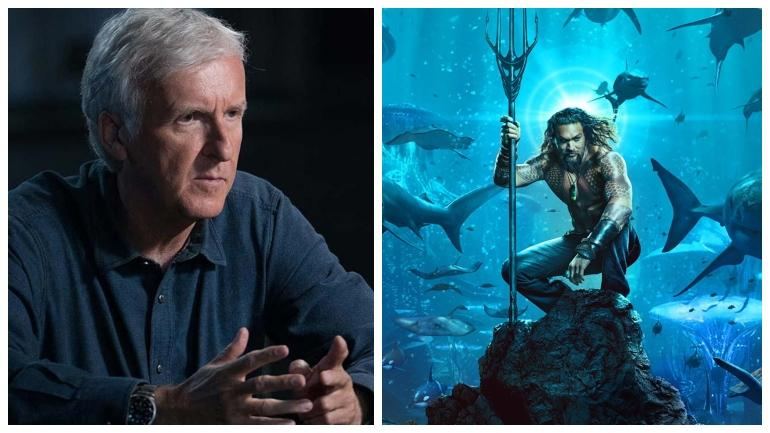 James Cameron producer
