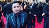 AR Rahman has a blast at Oscars 2019. See pics