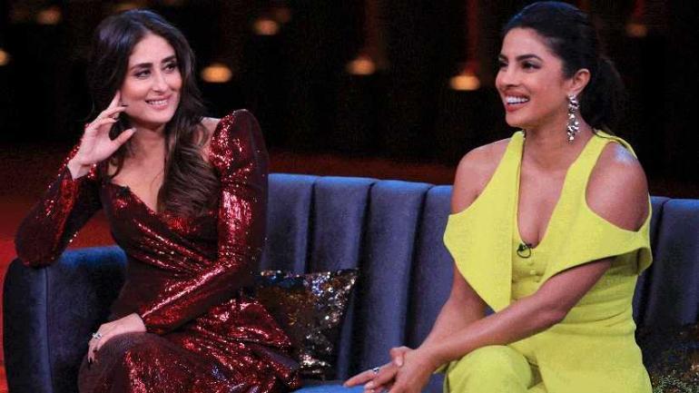 Kareena Kapoor Khan on being b**chy about Priyanka Chopra's accent: I was  just being fun - Movies News