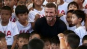 David Beckham to be honoured with statue outside LA Galaxy's stadium