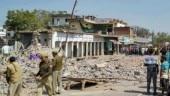 Bhadohi blast: 13 killed, 6 injured in explosion at shop in Uttar Pradesh town