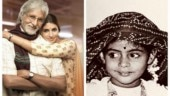 Amitabh Bachchan pens moving post for daughter Shweta. Don't miss the ghunghat pic