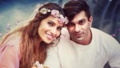 Watch: Bipasha Basu wishes Karan Singh Grover a happy Valentine's Day with a passionate kiss