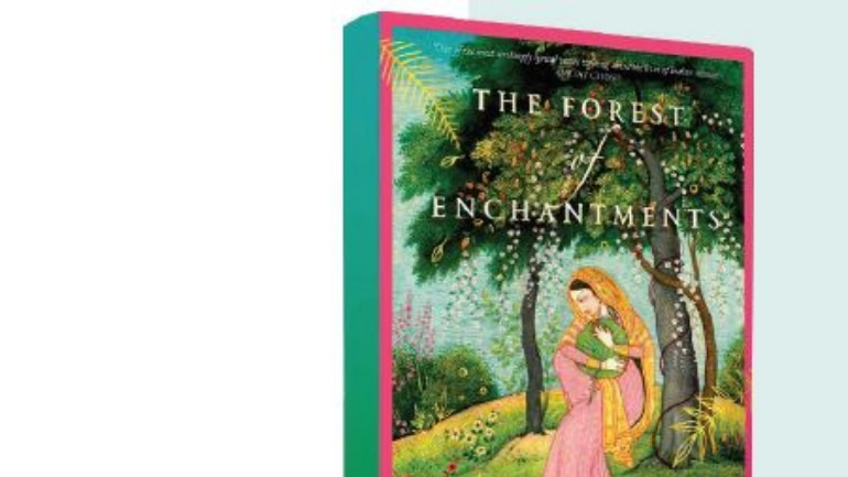 The Forest of Enchantments by Chitra Banerjee Divakaruni. (HARPERCOLLINS | Rs 599, 372 pages)