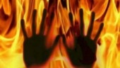 Man sets wife, infant on fire after quarrel in Telangana, held