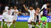 Qatar stun Japan to win the AFC Asian Cup for the first time