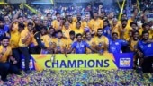 Chennai Spartans crowned champions of inaugural Pro Volleyball League