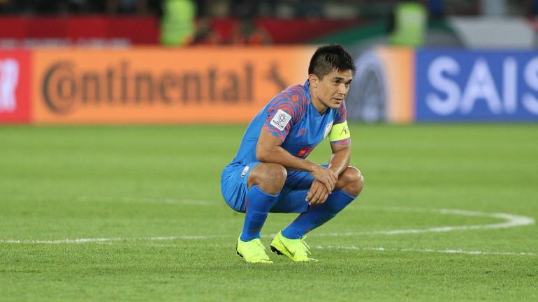 FIFA rankings: India slip out of top 100 after AFC Asian Cup