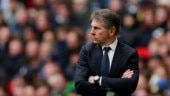 Leicester City sack manager Claude Puel a day after Crystal Palace thrashing