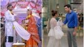Daily telly updates: Komolika blackmails Anurag to marry her, Abhi and Pragya tie the knot again