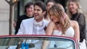 Glee star Darren Criss ties the knot with long-time girlfriend Mia Swier