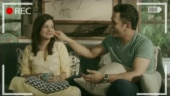 MS Dhoni dazzles with wife Sakshi in new TV advertisement