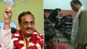 Surprise! Yogi deputy Dinesh Sharma's out-of-syllabus visit during UP board exams