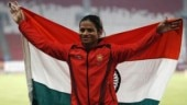 Ace sprinter Dutee Chand wins 2nd gold medal in Indian Grand Prix series 2019