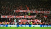 Twenty is plenty: Bayern, Liverpool fans protest against Champions League ticket prices