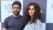 Farhan Akhtar posts heartfelt message for Shibani Dandekar, says love is a gift from universe