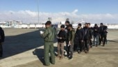 Indian Air Force airlifts GATE aspirants, teachers in J&K