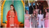 Kapil Sharma's wife Ginni Chatrath visits his show's sets. See pic