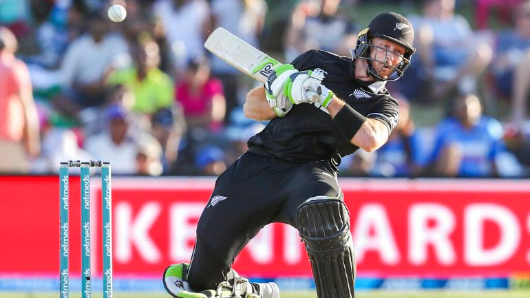 Guptill set to miss fifth ODI with back injury