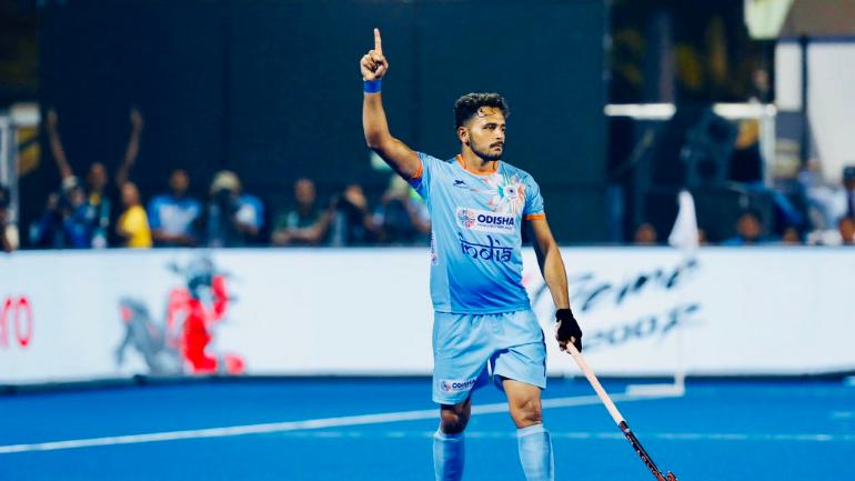 Best Hockey Team 2019 Promise to give my best in 2019: Harmanpreet Singh after winning