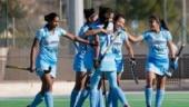 Indian women's hockey team stuns Ireland in friendly in Spain