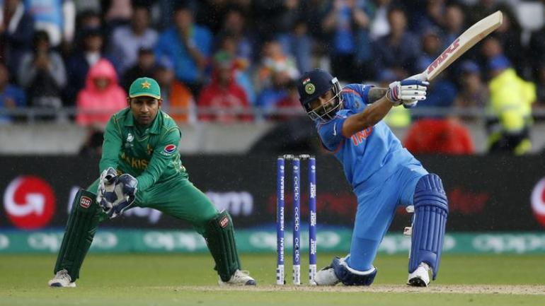 India and Pakistan last met at the Asia Cup in UAE last year (Reuters Photo)