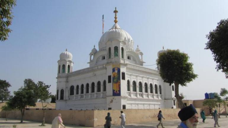 The Kartarpur Sahib has special religious significance as it was here that Guru Nanak assembled a Sikh community and spent the final 18 years of his life. (Photo: YouTube)