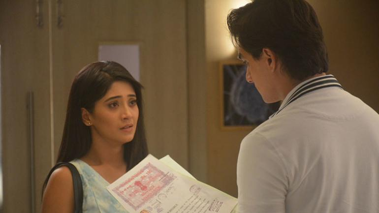 Yeh Rishta Kya Kehlata Hai spoiler alert: Naira to divorce